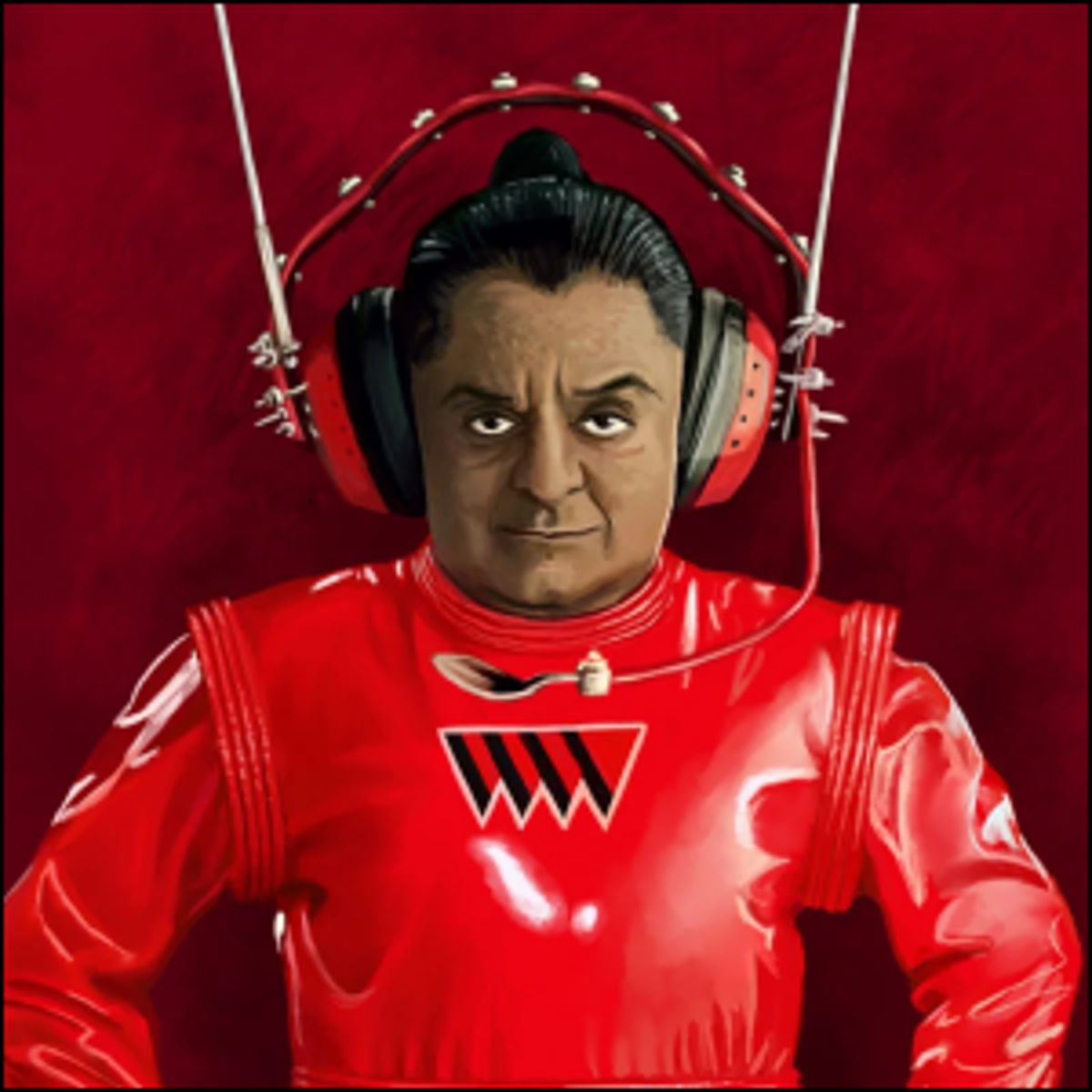 Deep Roy as an Oompa-Loompa in Charlie and the Chocolate Factory.