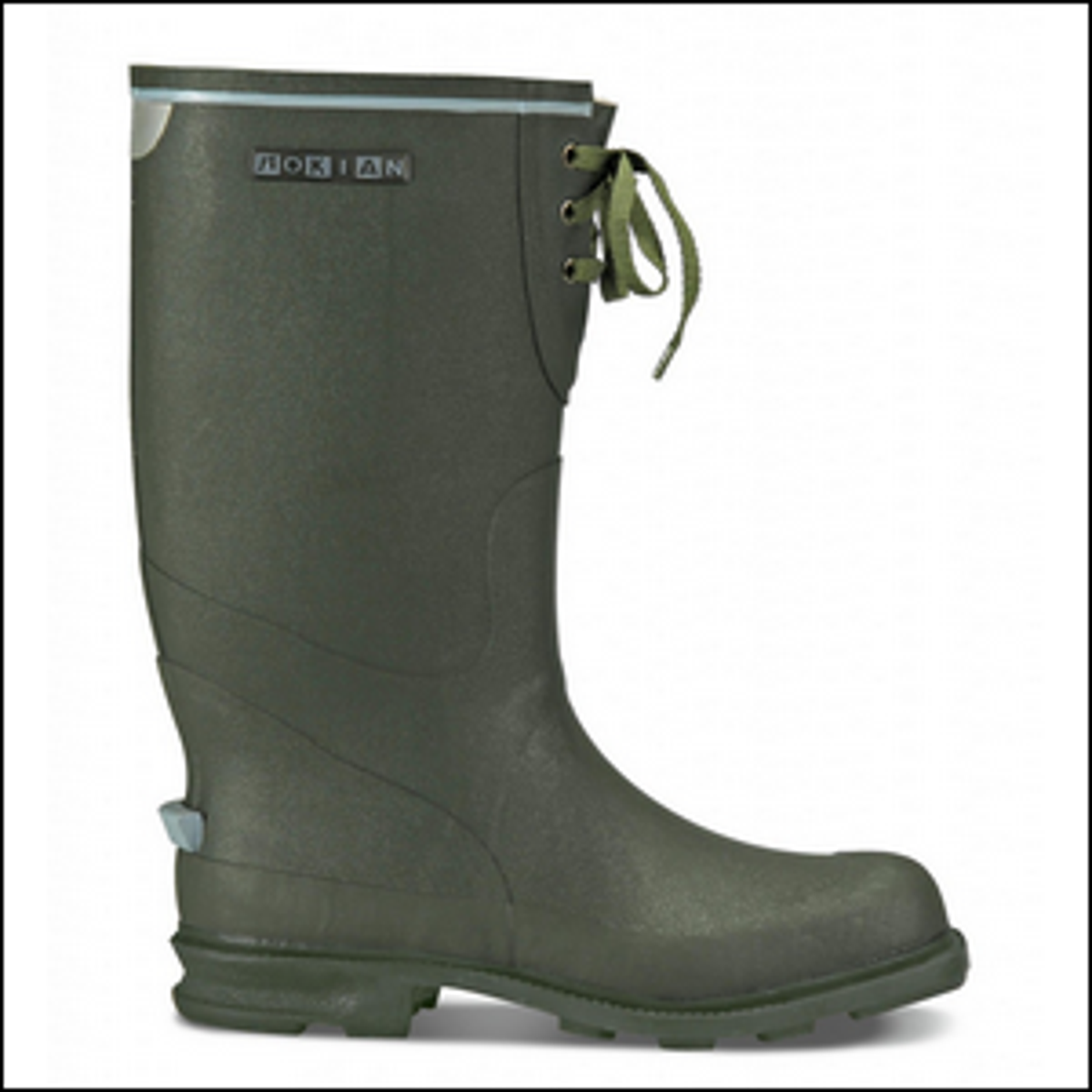 An example of Nokian rubber boots.