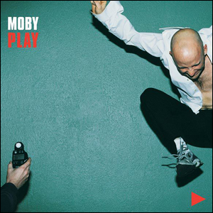"""The cover of Moby's """"Play"""" album."""
