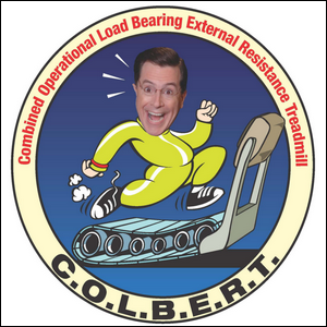 A circular patch style illustration for the C.O.L.B.E.R.T.