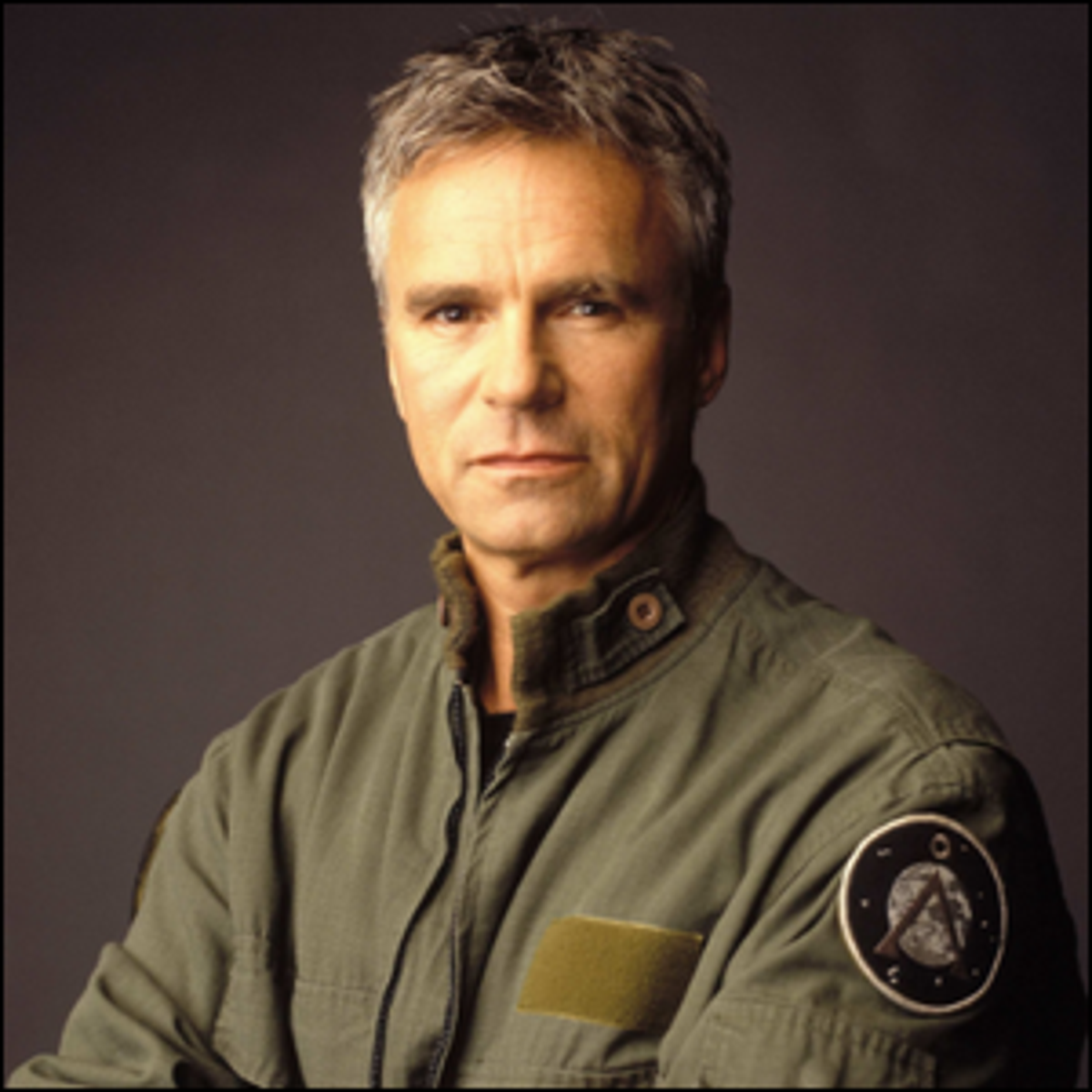Colonel Jack O'Neill as portrayed by Richard Dean Anderson.