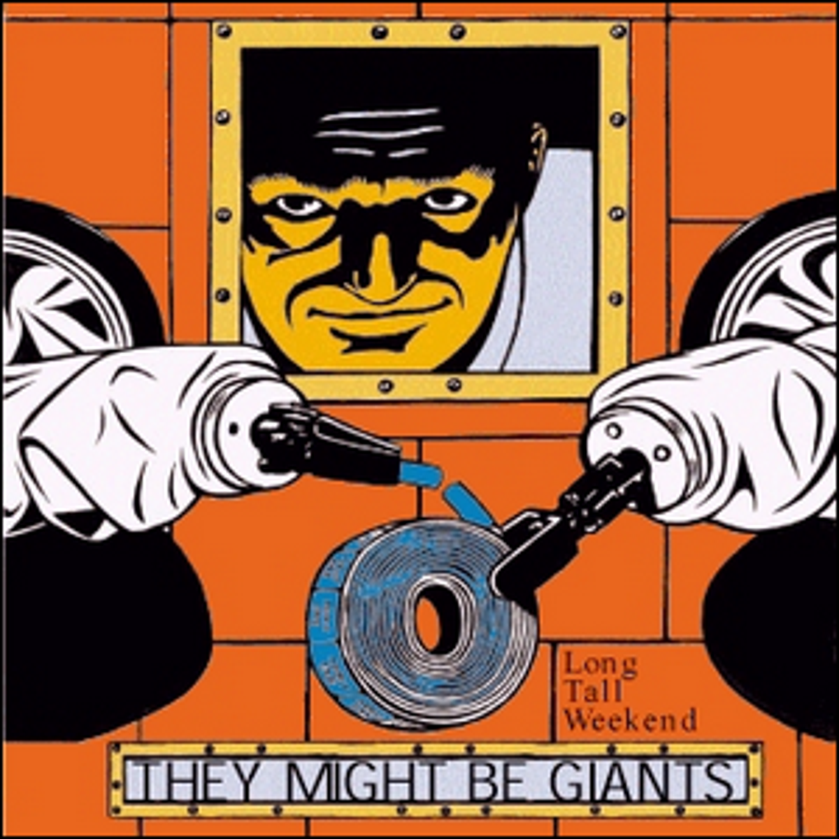 The cover art for the album Long Tall Weekend by They Might Be Giants.