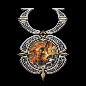 The game logo for the original Ultima Online game release.