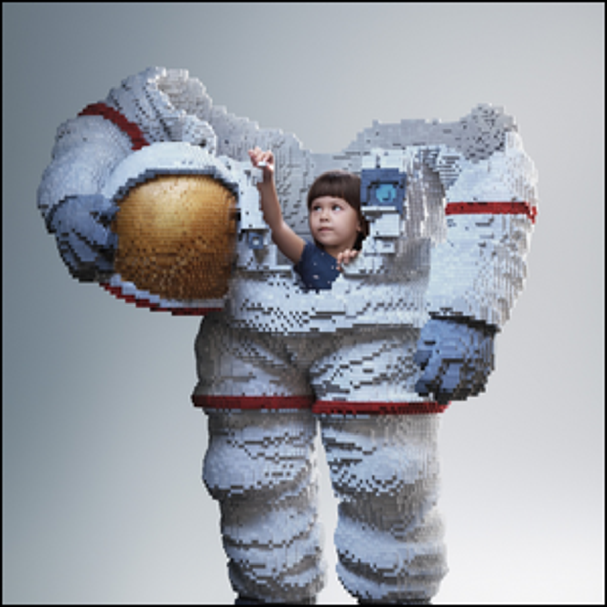 The 2018 Gold Clio Award winning ad created for a LEGO campaign.