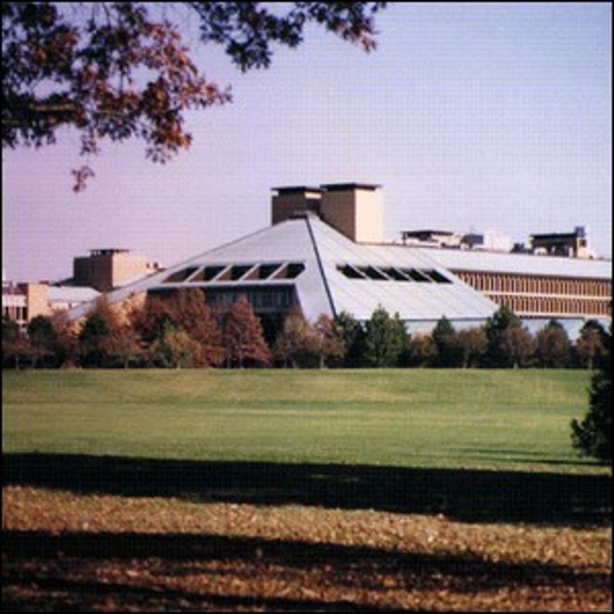 Lucent Headquarters in Murray Hill, New Jersey.
