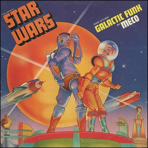 The cover of Star Wars and Other Galactic Funk.