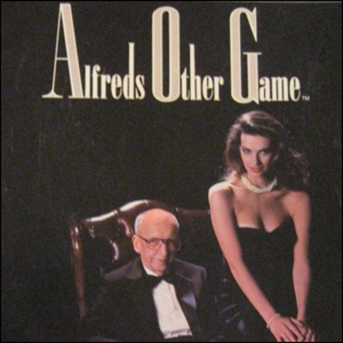 The box art for Alfreds Other Game.