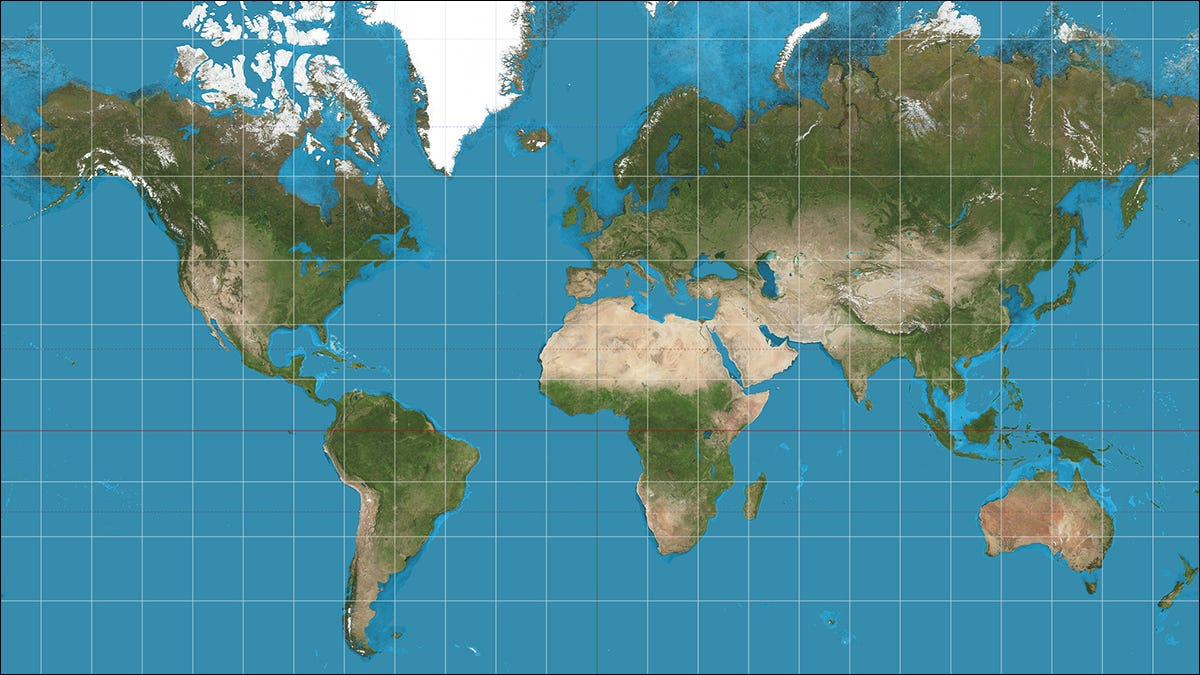 mercator preview