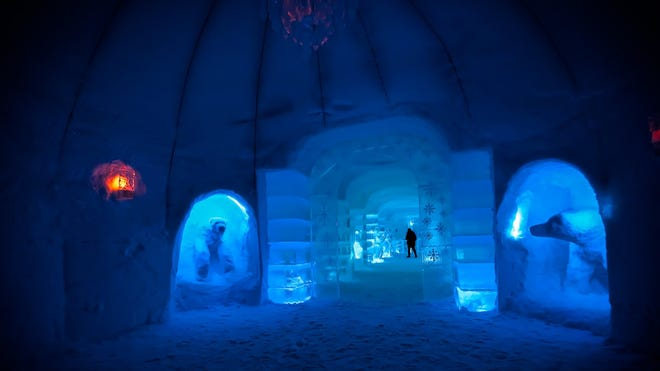 9 Spectacularly Unusual Hotels You Can Actually Stay In