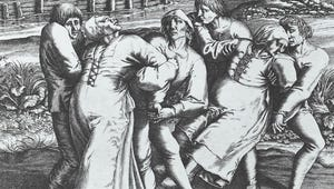 What Caused Hundreds In 16th Century Europe To Dance Until They Died?
