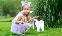 A Brief History of the Tooth Fairy and Other Toothy Superstitions