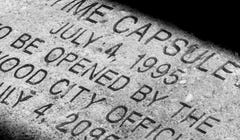 A Very Brief History of the Time Capsule
