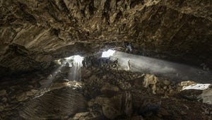 Is This Cave 'The Americas' Oldest Ever Hotel?'