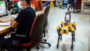 Watch: Robotic Dogs Now Roaming Ford Auto Plant