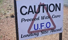 A Very Brief History of UFO Sightings