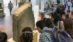 The Incredible Luck Behind the Rosetta Stone's Discovery and Decoding