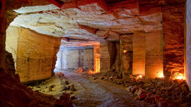 11 Spooky Underground Tunnel Systems You Can Actually Visit
