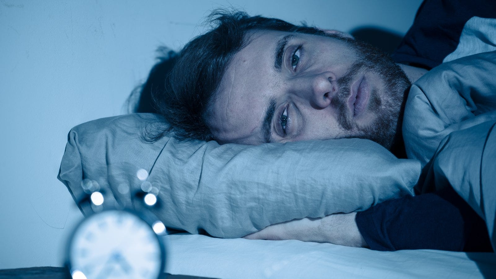 Insomnia Strategy: Let the Brain Listen to Itself