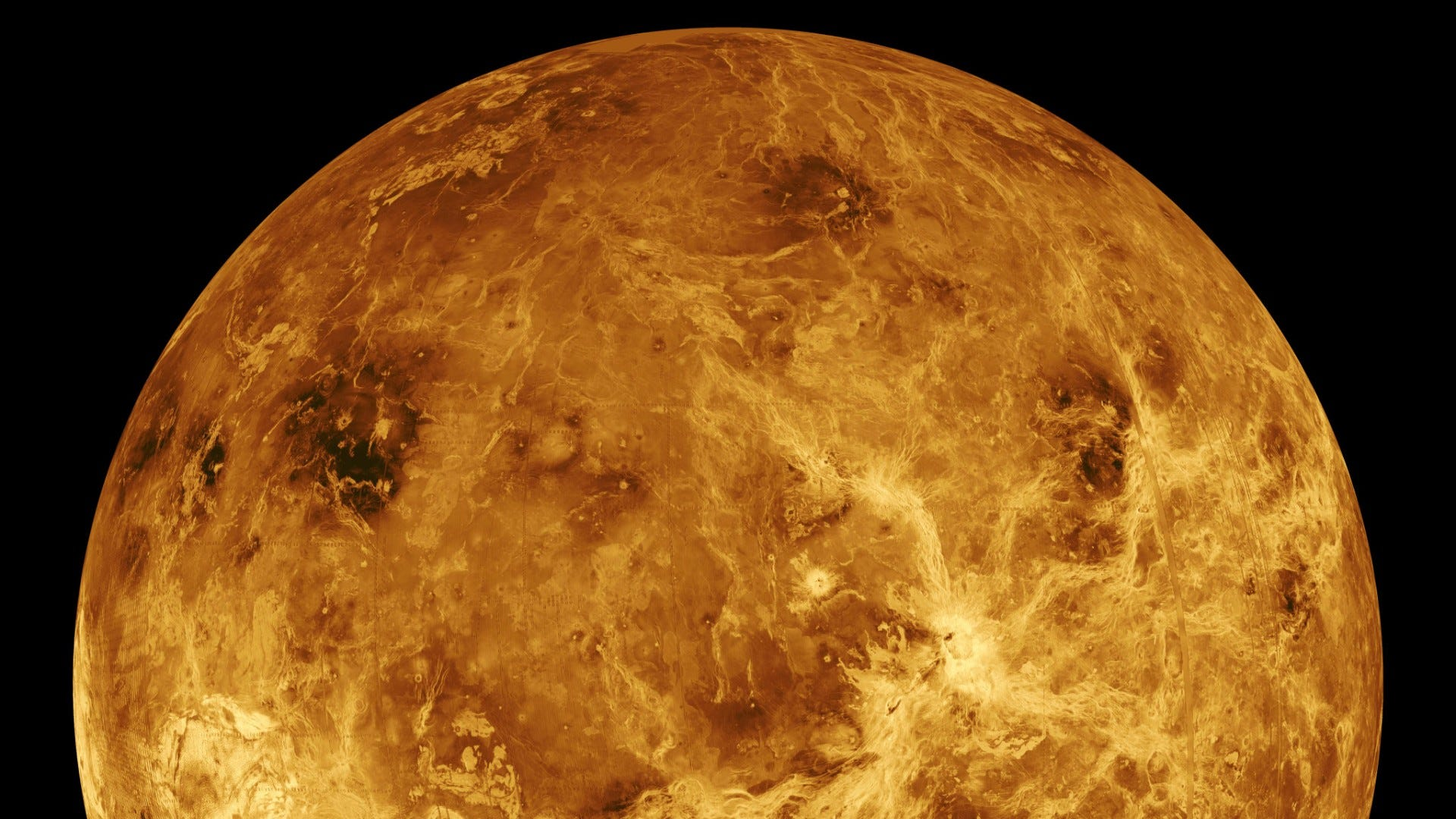 Chemical Linked to Life Found in Cloud Decks of Venus