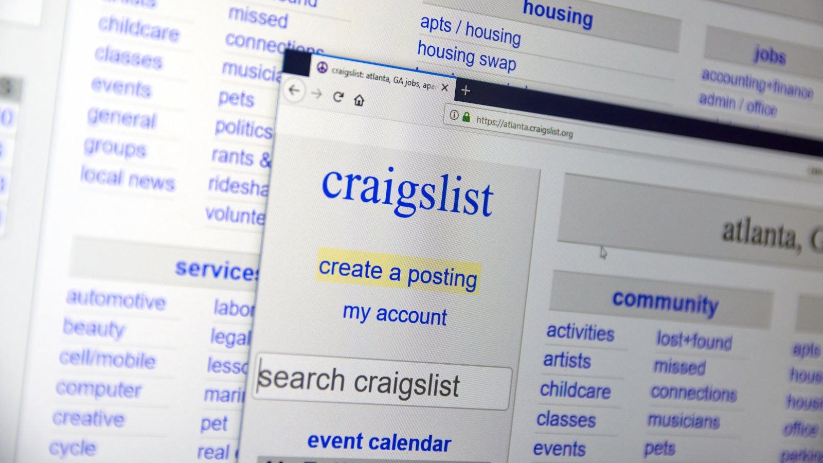 A Brief History of Craigslist