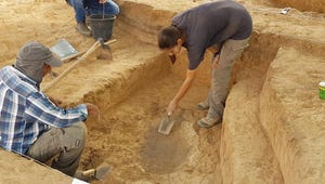 Secret 6,500-Year-Old Copper Workshop Discovered