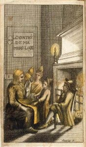 Illustration from Contes De Ma Mere Loye