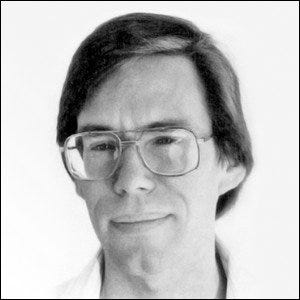 A photo of Bob Lazar.