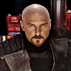 Joseph Kucan as Kane in the Command & Conquer game series.