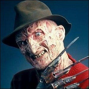 A promotional still for A Nightmare on Elm Street 3: Dream Warriors.