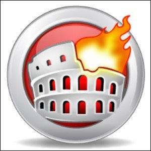 The logo for Nero Burning ROM software.